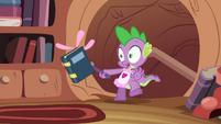 Spike shocked S4E03