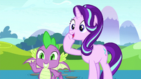 "Starlight Glimmer ""come back soon!"" S8E15"