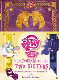 The Journal o the Two Sisters cover