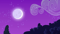 The moon about to be moved S4E26