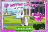 Traveling Gentlecolt promotion MLP mobile game
