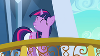 Twilight 'Hear ye' S3E1