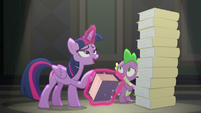 Twilight Sparkle -I think you'll find- S8E1