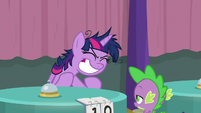 Twilight pumps her hoof in victory S9E16