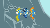 Wonderbolts Away S2E10