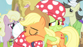 Applejack and Granny Smith hug S4E20.png
