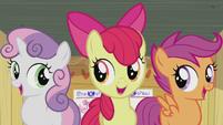 "CMC sings ""...cutie marks!"" S5E18"