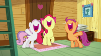 "Cutie Mark Crusaders ""Cutie Mark Day Camp!"" S7E21"
