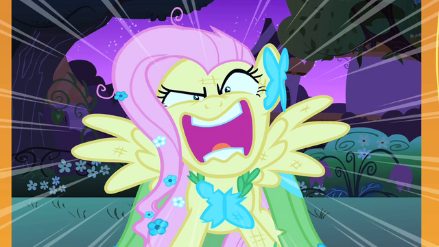 """File:Fluttershy """"You're going to LOVE ME!"""" S1E26.png"""