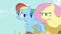 Fluttershy very frustrated S6E11