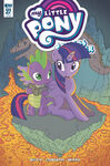 Friends Forever issue 37 cover RI