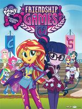 My Little Pony Девочки из Эквестрии: Игры дружбы