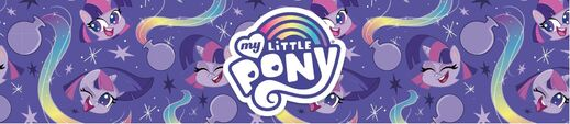 MLP Pony Life Amazon.com Twilight Sparkle banner