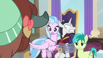 Neighsay terrified by Yona's stampede S8E26