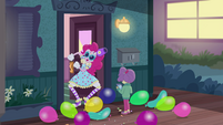 "Pinkie Pie ""the best babysitting bash"" EGDS3"