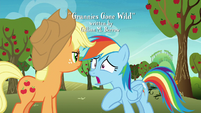 "Rainbow Dash ""I'm gonna miss out on"" S8E5"
