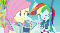 "Rainbow Dash ""look at it this way"" EGROF"