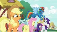 "Rainbow Dash ""she's gotten worse!"" S8E18"