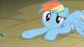 Rainbow Dash is never sorry S1E7.png