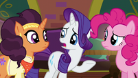 Rarity --quite a bit of work that needs to get done-- S6E12