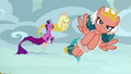 Somnambula goads the Sirens into chasing her S7E26.png