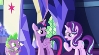 "Starlight Glimmer ""that's not good"" S7E15"