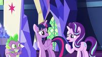 """Starlight Glimmer """"that's not good"""" S7E15"""
