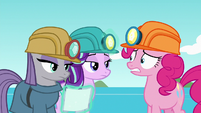 Starlight getting more annoyed with Pinkie S7E4