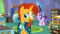 Sunburst -I don't have much in common- S7E24