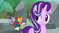 Sunburst -because of the work they did- S7E25