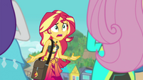 Sunset Shimmer -we got them together- EGFF