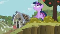 Twilight Sparkle yelp S2E03