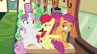 "Apple Bloom ""of course we did!"" S9E22"