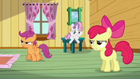 Apple Bloom 'I'm related to such a big stinkin' bully' S3E04