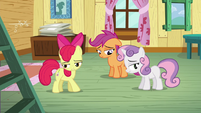 Apple Bloom -I know it's silly- S5E4