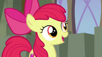 Apple Bloom agreeing with Scootaloo S8E6