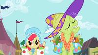 Apple Bloom and Granny Smith 2 S2E12