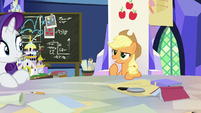 "Applejack ""I distract the guard ponies"" S9E4"