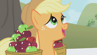 Applejack day dreaming S01E03
