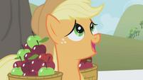 Applejack day dreaming S01E03
