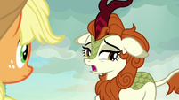 "Autumn Blaze ""just one small thing"" S8E23"