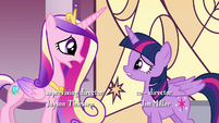 "Cadance ""Do you understand what we're asking"" S4E26"