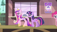 Cadance 'you've made some plans' S4E11
