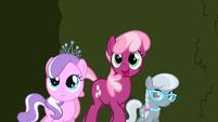 Cheerilee, Diamond Tiara and Silver Spoon S2E1