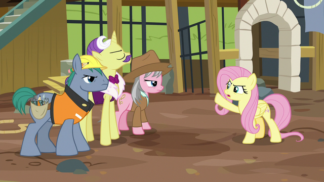 """File:Fluttershy """"my vision isn't the problem here!"""" S7E5.png"""