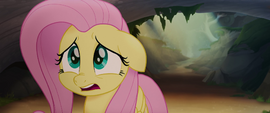 "Fluttershy ""we'll have to leave Equestria"" MLPTM"