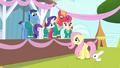 Fluttershy 'Of course! A remedy!' S4E14.png