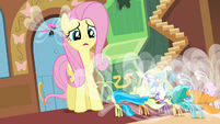 Fluttershy -had to rescue Seabreeze- S4E16
