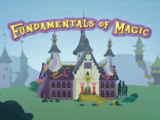 Fundamentals of Magic