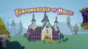 Fundamentals of Magic intro graphic